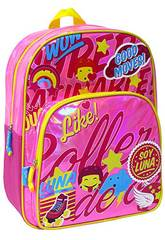 Sac à Dos Soy Luna Rose Brillant Toybags T323-048