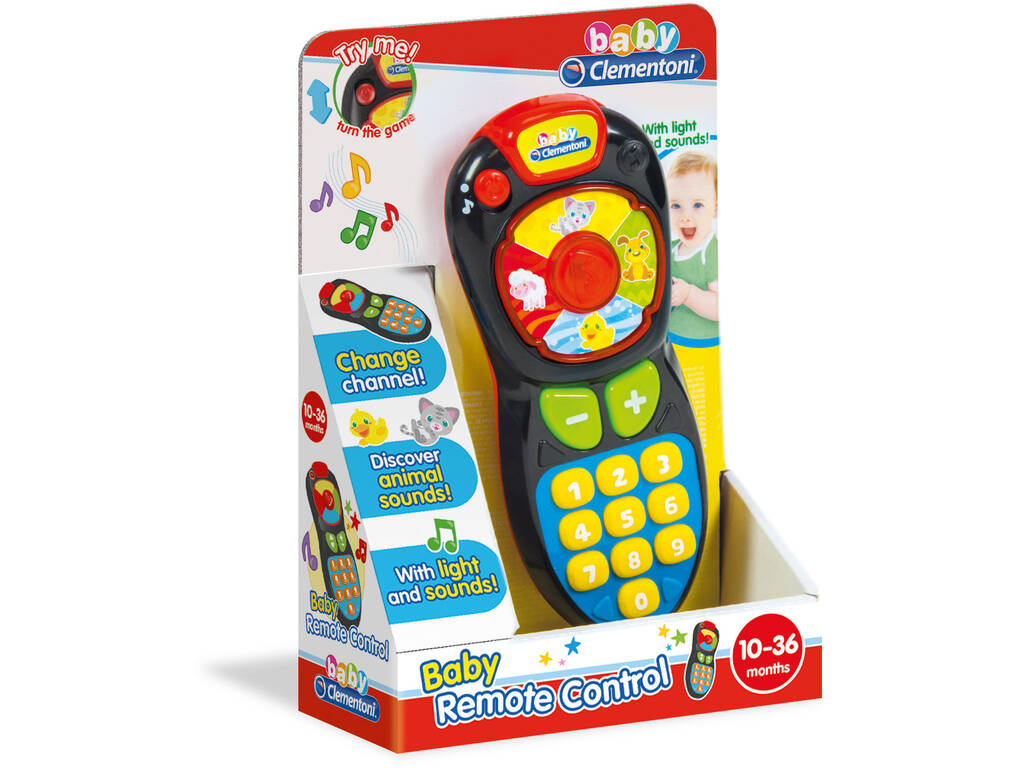 Telecomando TV per Bambini Clementoni 17180