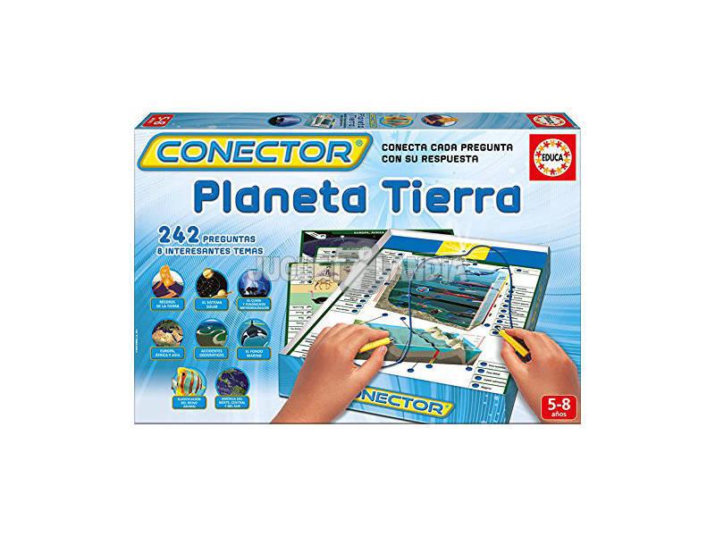Conector Planeta Terra Português Educa 16384