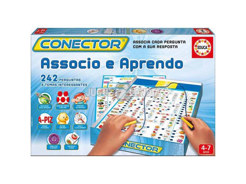 Conector Associo e Aprendo Portugués Educa 14256