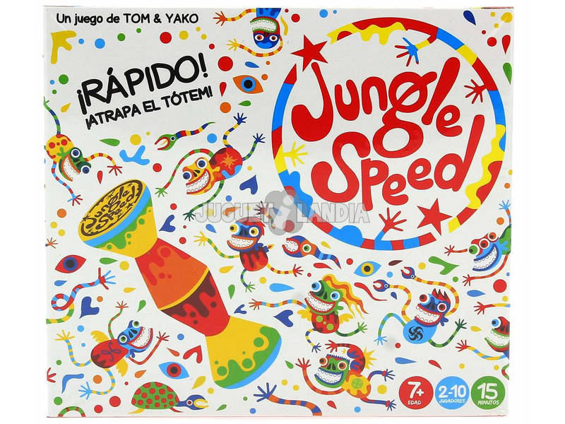Jungle Speed Skwak Asmodee JSSWA02ES