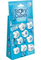 Story Cubes Acciones Blister Asmodee ASMRSC102ML1