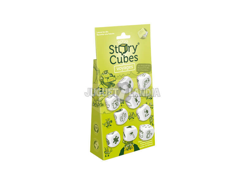 Story Cubes Voyages Blister Asmodee ASMRSC103ML1