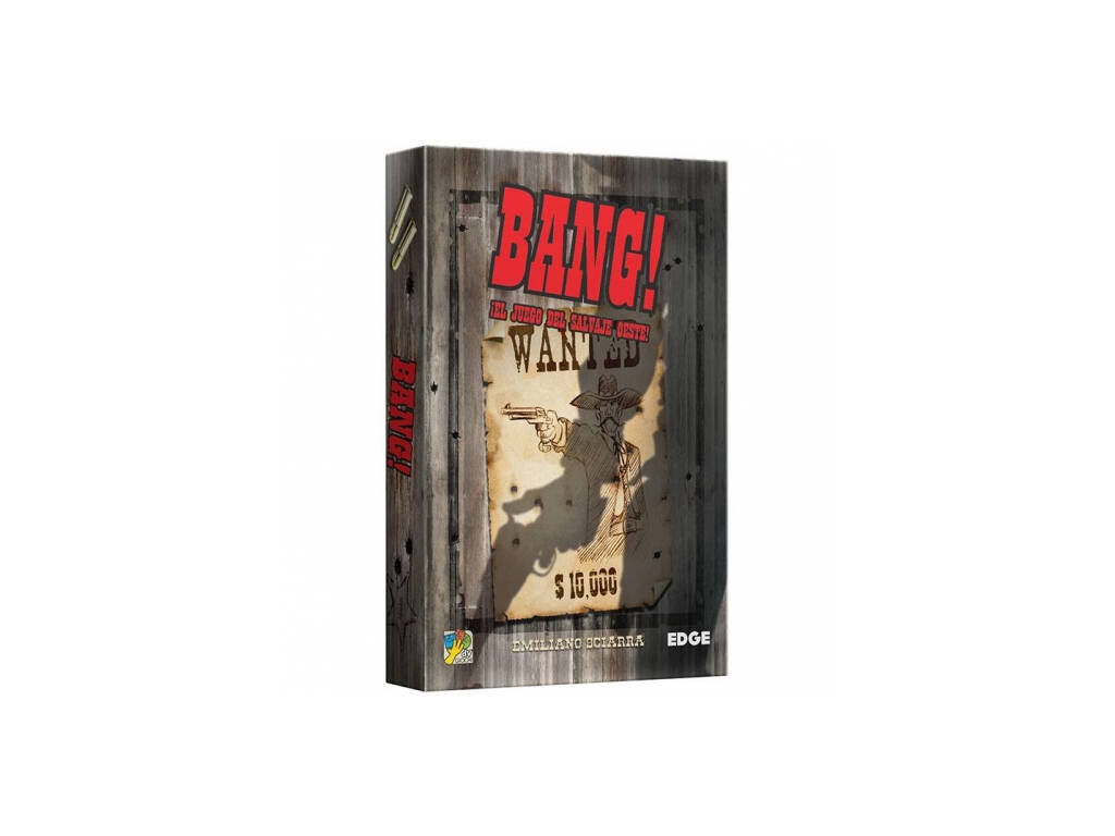 Bang! Asmodee EEDVBA01