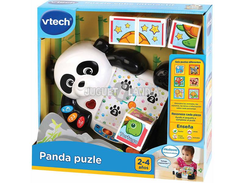 Panda Puzzle Vtech 193422