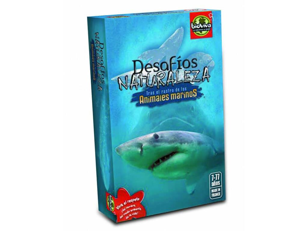 Bioviva Sfide della Natura Animali Marini Asmodee DES01ES