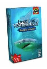 Bioviva Défis de la Nature Animaux Marins Asmodee DES01ES