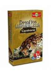 imagen Bioviva Desafíos de la Naturaleza Animales Carnívoros Asmodee DES02ES