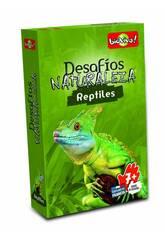 imagen Bioviva Desafíos de la Naturaleza Animales Carnívoros Reptiles DES03ES