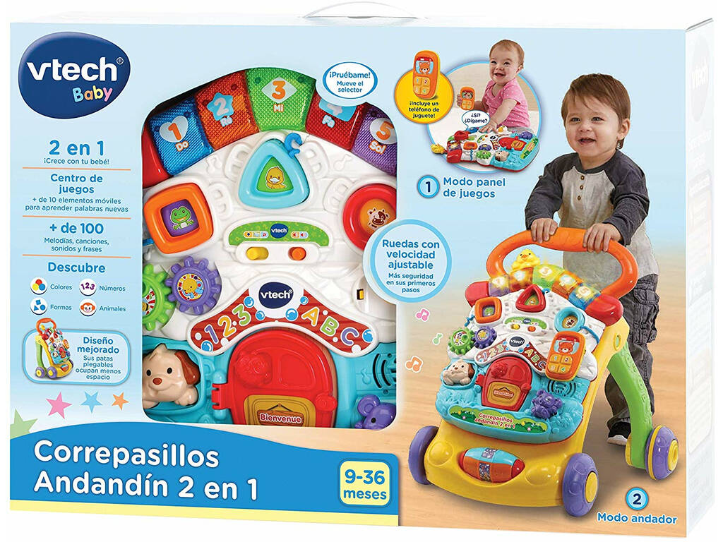 Correpasillos Andandín Vtech 505622