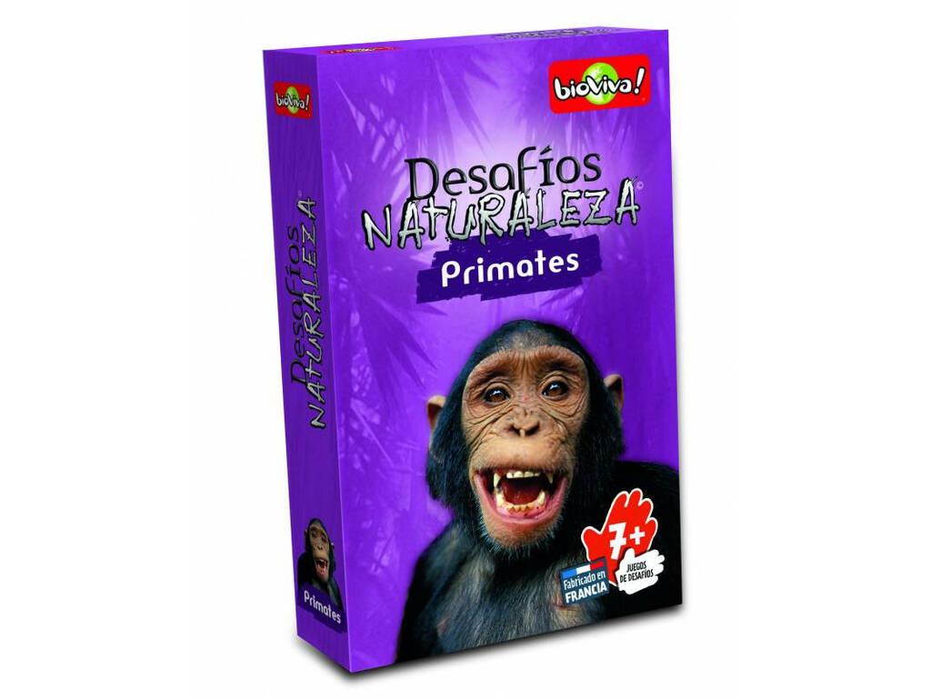 Bioviva Desafíos de la Naturaleza Primates DES04ES