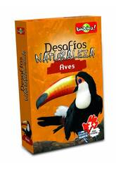 imagen Bioviva Desafíos de la Naturaleza Aves Asmodee DES05ES