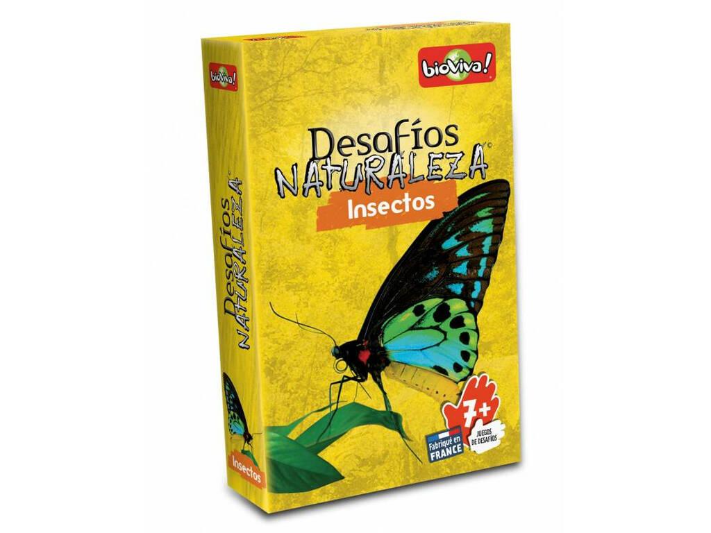 Bioviva Desafíos de la Naturaleza Insectos DES06ES