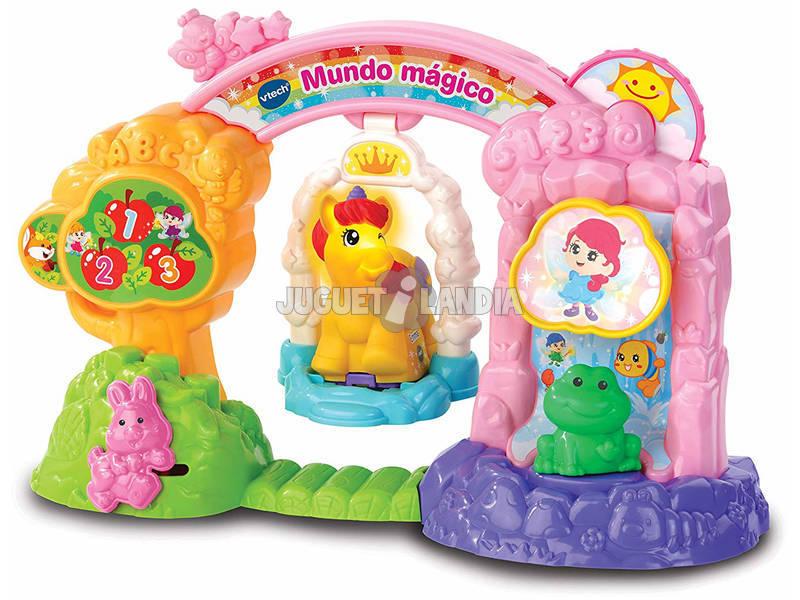 Tut Tut Animals Fantasia Mundo Mágico Vtech 515022