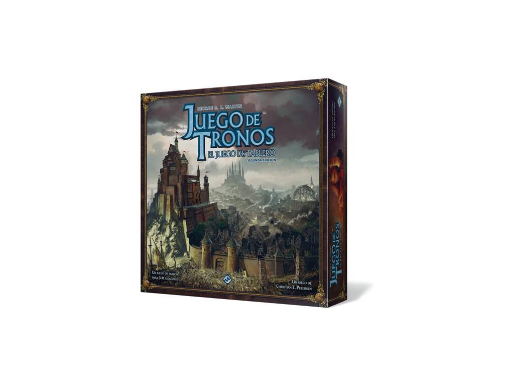 Juego de Tronos El Juego de Tablero Segunda Edición Asmodee FFVA65