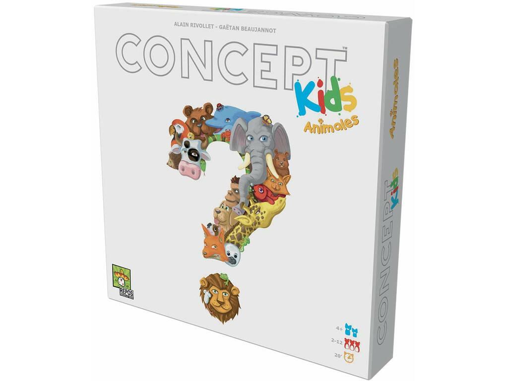 Concept Kids Animals Asmodee CKASP01