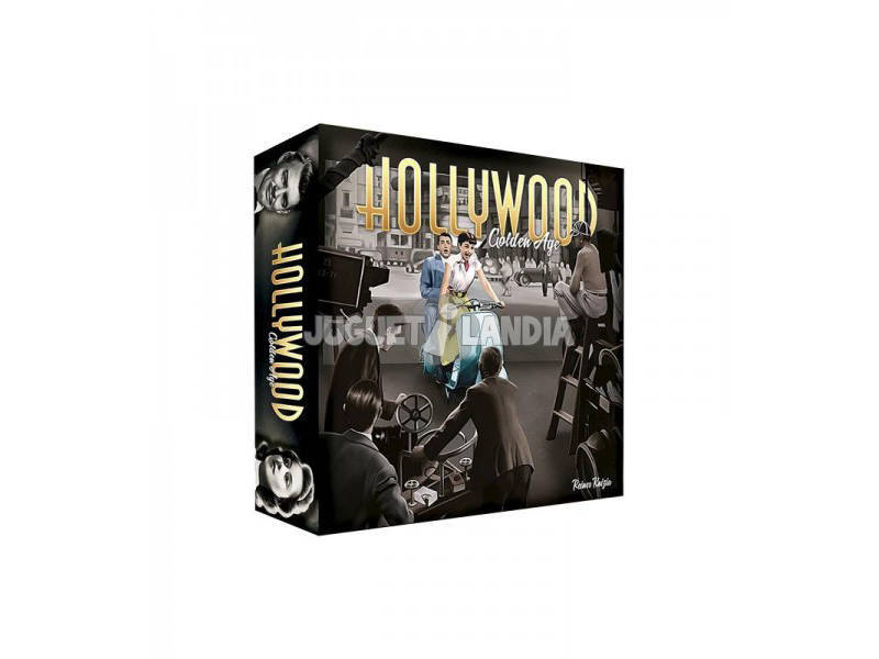 Hollywood Golden Age Asmodee LDNV200001
