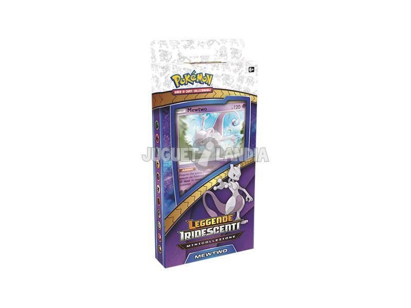 Pokémon Jogo de Cartas Colecionáveis Lendas Luminosas Mewtwo Asmodee POKC1703