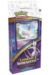 imagen Pokémon Juego de Cartas Coleccionables Legendas Luminosas Mewtwo Asmodee POKC1703