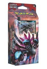 imagen Pokémon Juego de Cartas Coleccionables Sol y Luna Baraja 60 Cartas Asmodee POSMSL01