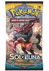 Pokémon Sammelkartenspiel Sonne und Mond 10 Karten Asmodee POSMSL02