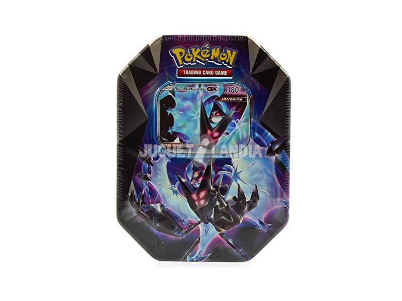 Pokémon Juego de Cartas Coleccionables Lata Necrozma Prisma Asmodee POTB1801