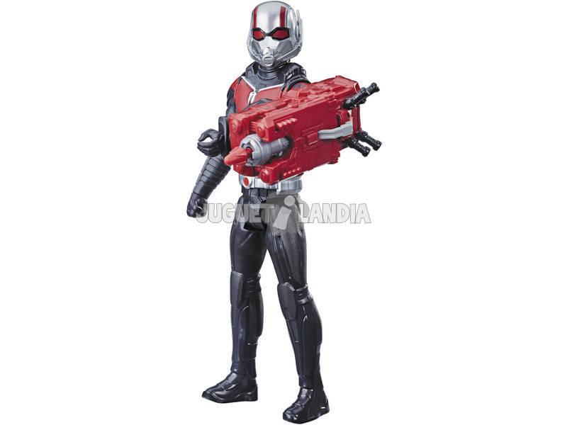 Avengers Ant-Man 30 cm. con Cañón Power FX Hasbro E3310