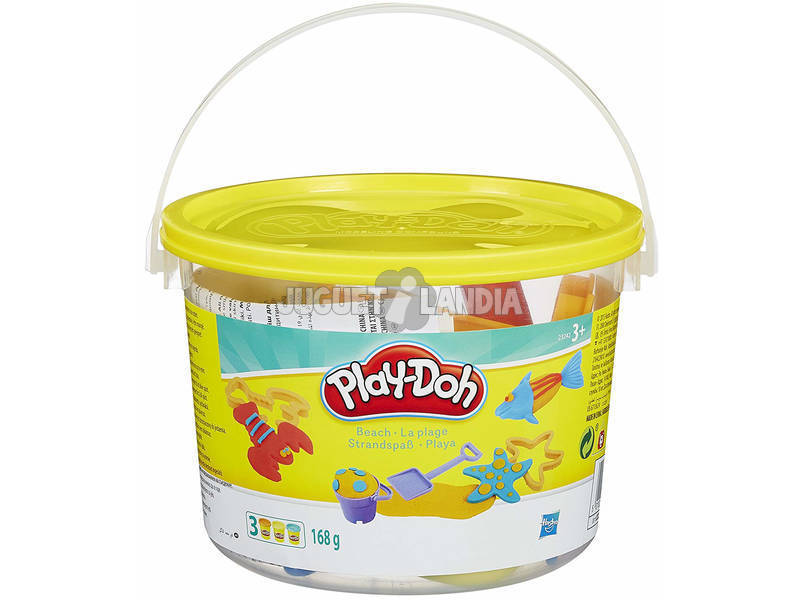 Play-doh Mini Secchiello Hasbro 23414EU4