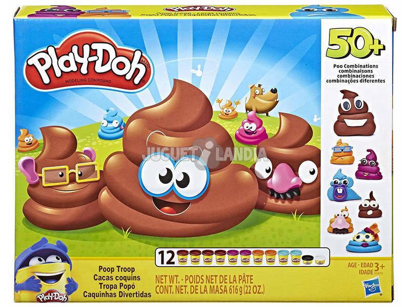 Play-Doh Cacche Divertenti Hasbro E5810EU4