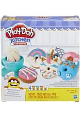 Playdoh Délicieux Donuts Hasbro E3344EU4