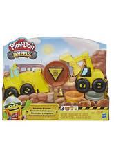 Play-Doh Escavadeira e Carregador Hasbro E4294EU4