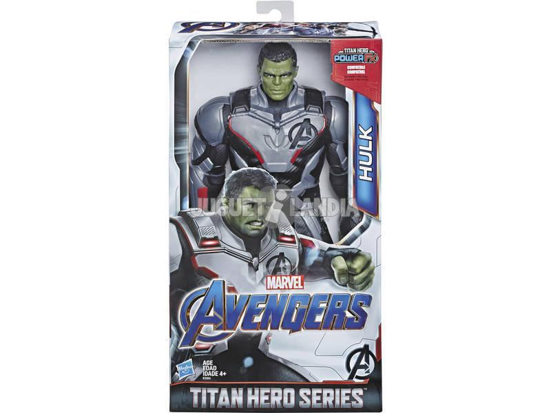 Avengers Figura Titan Hero Deluxe Hulk Hasbro E3304