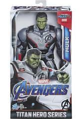 Avengers Figur Titan Hero Deluxe Hulk Hasbro E3304