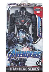 Avengers Figurine Titan Hero Deluxe War Machine Hasbro E4017