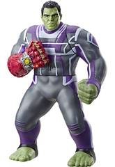 Avengers Figura Electrónica Hulk Puño Poderoso Hasbro E3313