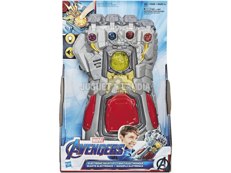 Avengers Guanto Elettronico Hasbro E3385
