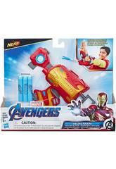 Avengers Nerf Lance-répulseur Iron Man Hasbro E4394