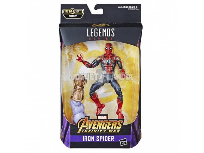 Avengers Legends Figura 15 cm Hasbro E0857