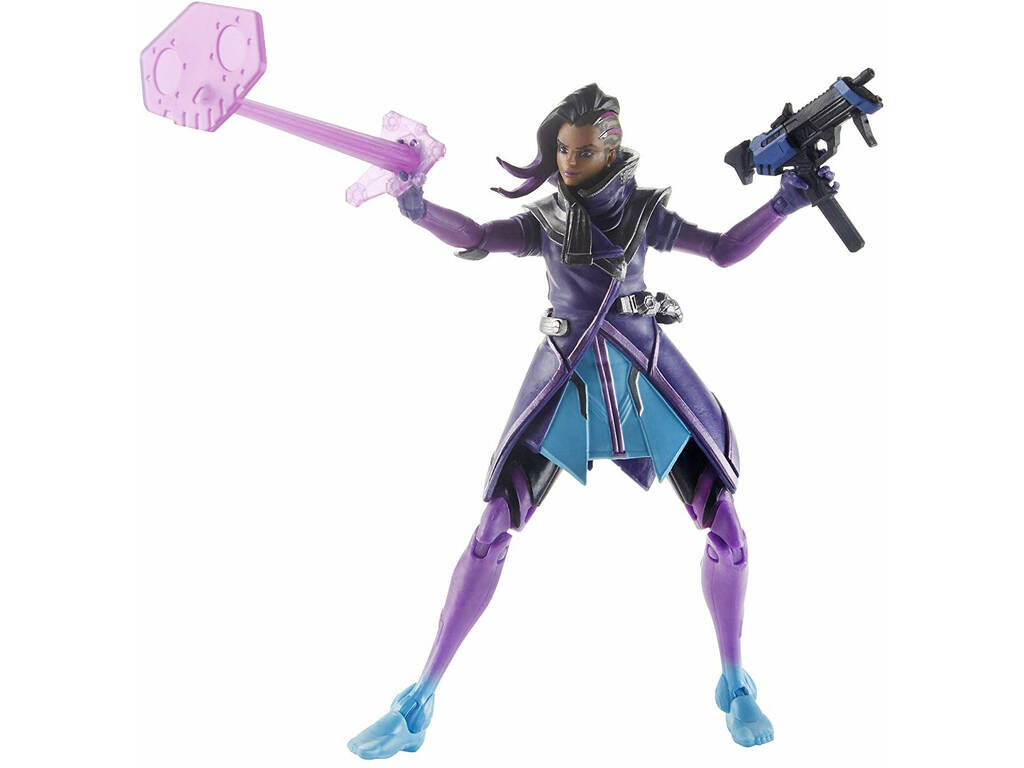 Overwatch Ultimates Figura 15 cm. Hasbro E6388