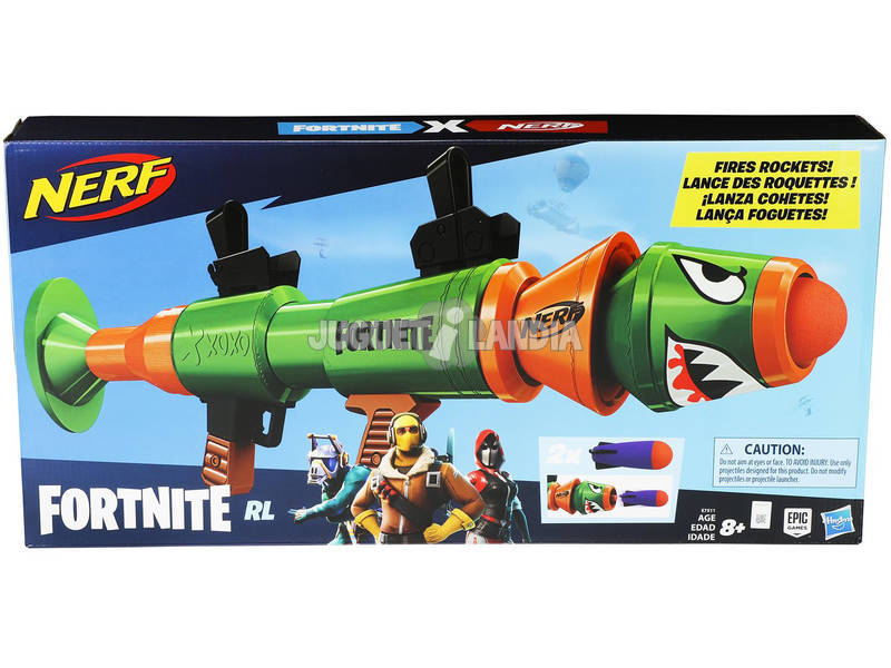 Nerf Fortnite RL Hasbro E7511