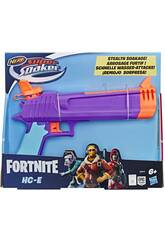 Fortnite Nerf Super Soaker HC- E Hasbro E6875