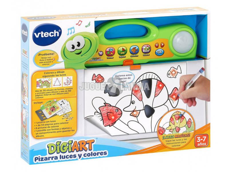 Pizarra Luces y Colores Vtech 163822