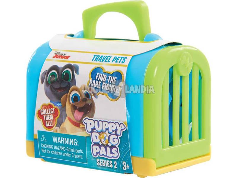 Bingo & Rolly Cage de Transport Avec Mascotte Surprise Giochi Preziosi PUY04000