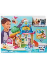 Bingo & Rolly Playset Doghouse con Figuras 2 Figuras Giochi Preziosi PUY01000