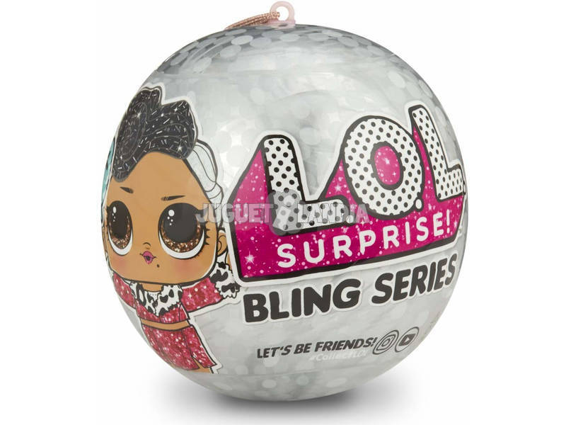Lol Surprise Bling Série Giochi Preziosi LLU40000