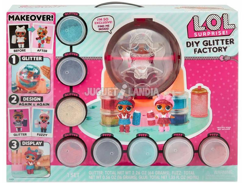 Lol Surprise Glitter Station Giochi Preziosi LLU68000