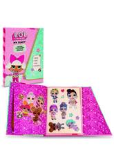 Lol Surprise Secret Diary Giochi Preziosi LLG24000