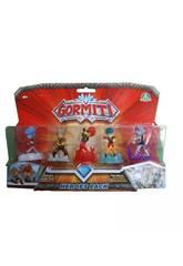 Gormiti Serie 2 Blister Heralds Value Pack Giochi Preziosi GRM04000