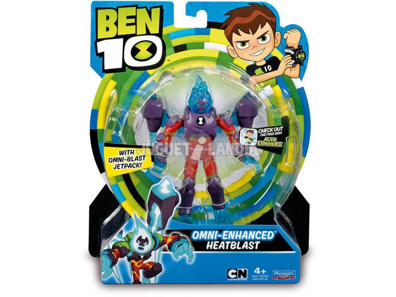 Ben 10 Figura Básica Giochi Preziosi BEN35100