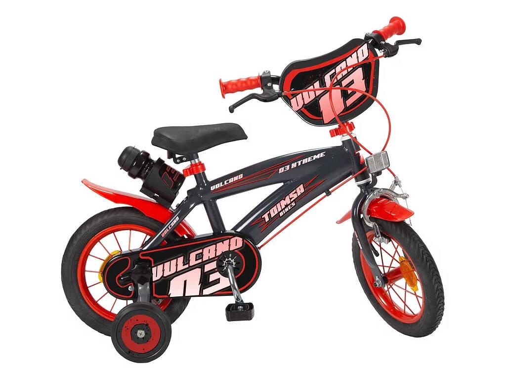 Bicicletta 12 Vulcano Toimsa 12011